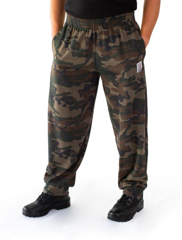 JERSEY PANTS ARMY GREEN JP257