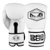 Bad Boy Strike Boxing Gloves - White - Γάντια Πυγμαχίας