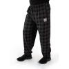 BLACK GREY PANTS JP259
