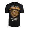 Bad Boy Art of 8 Limbs T-Shirt Black - Ανδρικό Αθλητικό Κοντομάνικο