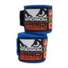 Bad Boy Hand Wraps 3.5m Stretch Blue - Μπαντάζ Ελαστικά Μπλε