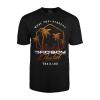 Bad Boy Phuket Academy T-Shirt Black - Ανδρικό Αθλητικό Κοντομάνικο