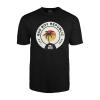 Bad Boy Republic T-Shirt Black - Ανδρικό Αθλητικό Κοντομάνικο