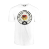 Bad Boy Republic T-Shirt White - Ανδρικό Αθλητικό Κοντομάνικο