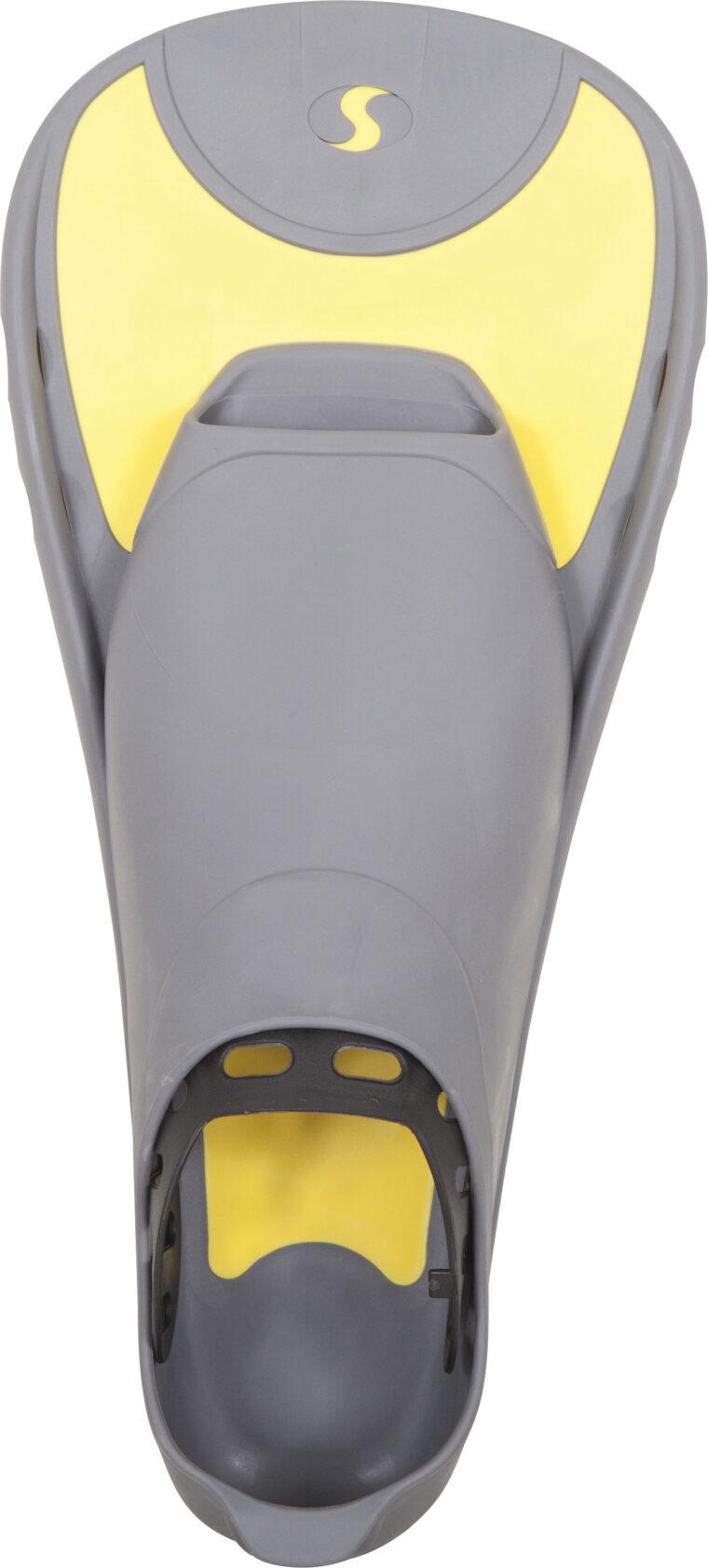 Βατραχοπέδιλα Κοντά Salvas F5 Κίτρινο 44-45