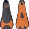 Βατραχοπέδιλα Κοντά Salvas F5 Πορτοκαλί 42-43