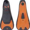 Βατραχοπέδιλα Κοντά Salvas F5 Πορτοκαλί 44-45