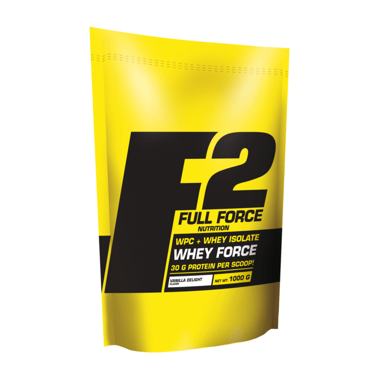 Full Force Nutrition Whey Force 1000g - Πρωτεΐνη Ορού Γάλακτος Whey