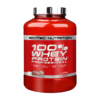 Scitec Nutrition 100% Whey Protein Professional 2350g Chocolate Peanut Buttergr