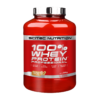 Scitec Nutrition 100% Whey Protein Professional 2600g Καθαρή Πρωτεΐνη