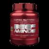 Scitec Nutrition Beef Aminos 500 Tabl. - Φόρμουλα Αμινοξέων