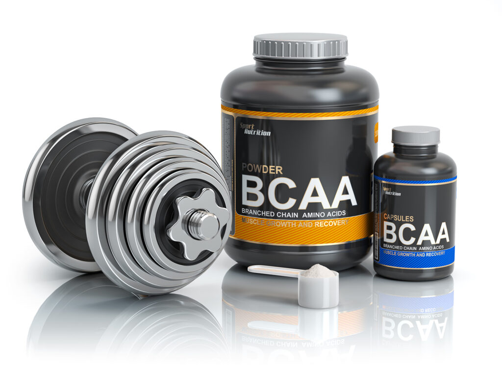 BCAA (αμινοξέα): βαλίνη, λευκίνη και ισολευκίνη - bcaa branched chain amino acid with scoop and dumb XTWYN2H 1
