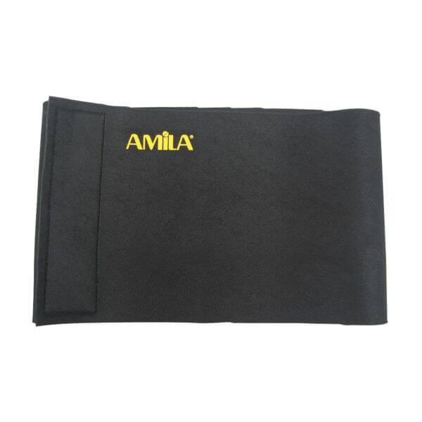 Amila Ζώνη Εφίδρωσης 30cm - Ζώνη Αδυνατίσματος