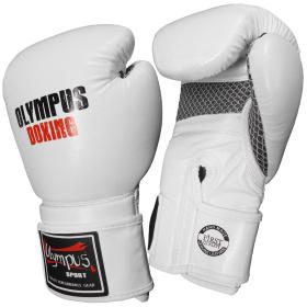 Πυγμαχικά Γάντια Olympus Δέρμα JAMAL BEN SADDIK Στυλ