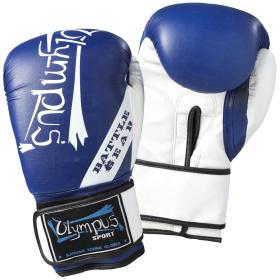 Πυγμαχικά Γάντια Olympus BATTLE GEAR ΜΕΞΙΚΑΝΙΚΟ Σχεδιασμό PU/ Βυνίλιο /Ελαστικό Dalto