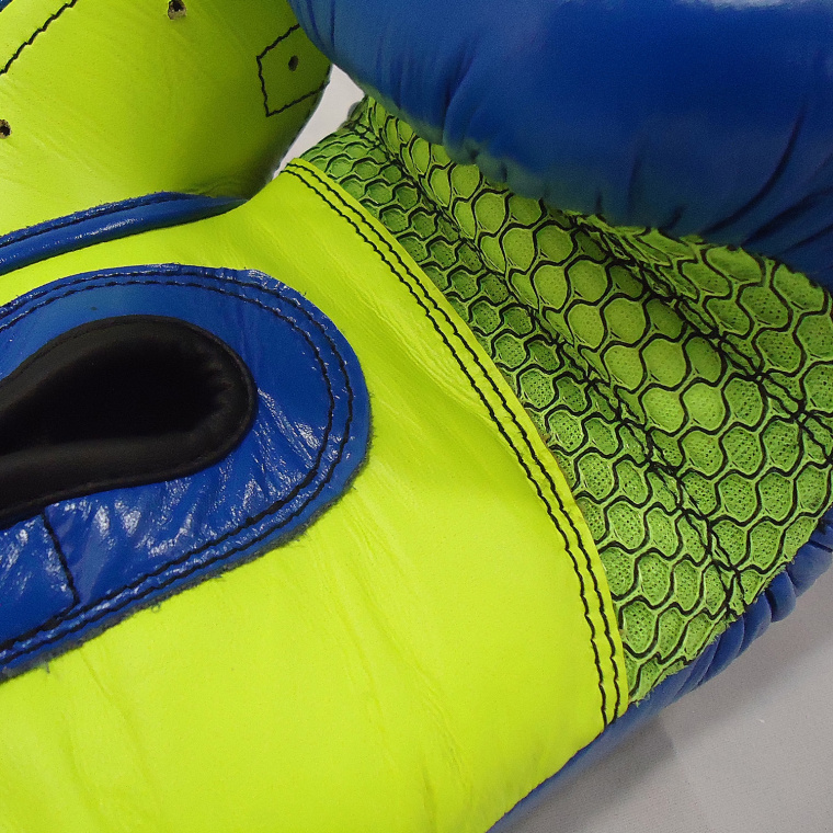 Πυγμαχικά Γάντια Olympus PRO Μεξικάνικο Στυλ Διαγώνιο Velcro Δέρμα