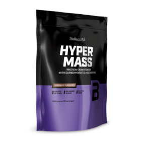 Biotech USA Hyper Mass 1000gr  Πρωτεΐνες > Πρωτεΐνες Όγκου (Gainers)