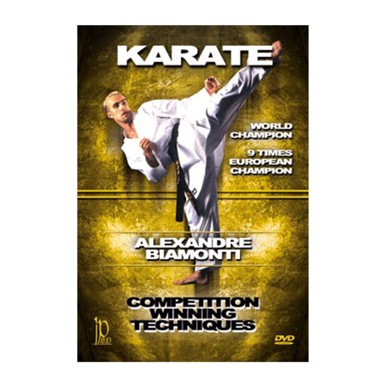 DVD.009 - KARATE Competition Winning Techniques