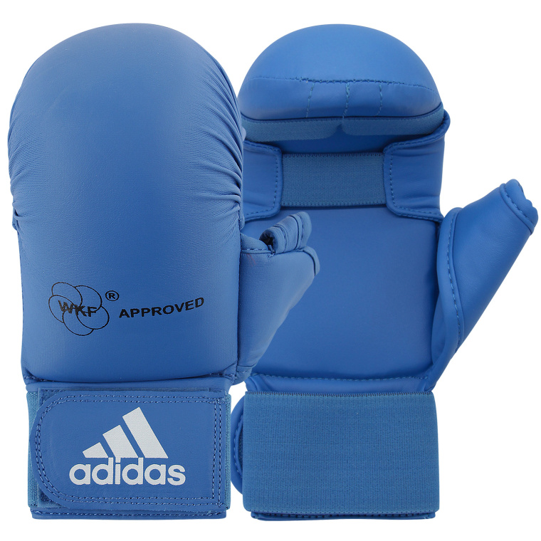Karate Hand Mitt Adidas WKF Approved Thump Protection - 661.23