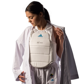 Karate body Protector Adidas WKF Approved - adiP03 - Karate body Protector Adidas WKF Approved adiP03 6