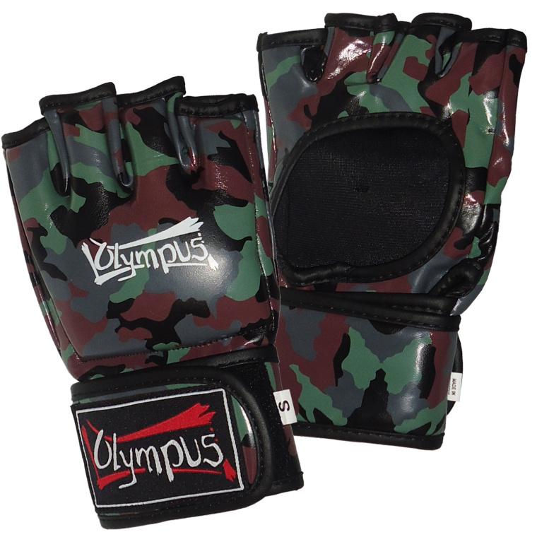 MMA Γάντια Olympus CAMO PU