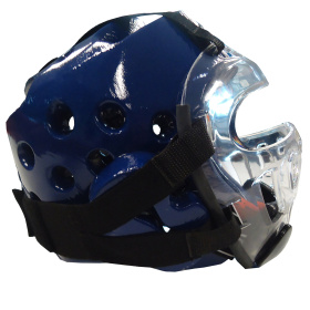 Mask P-C For Head Guards