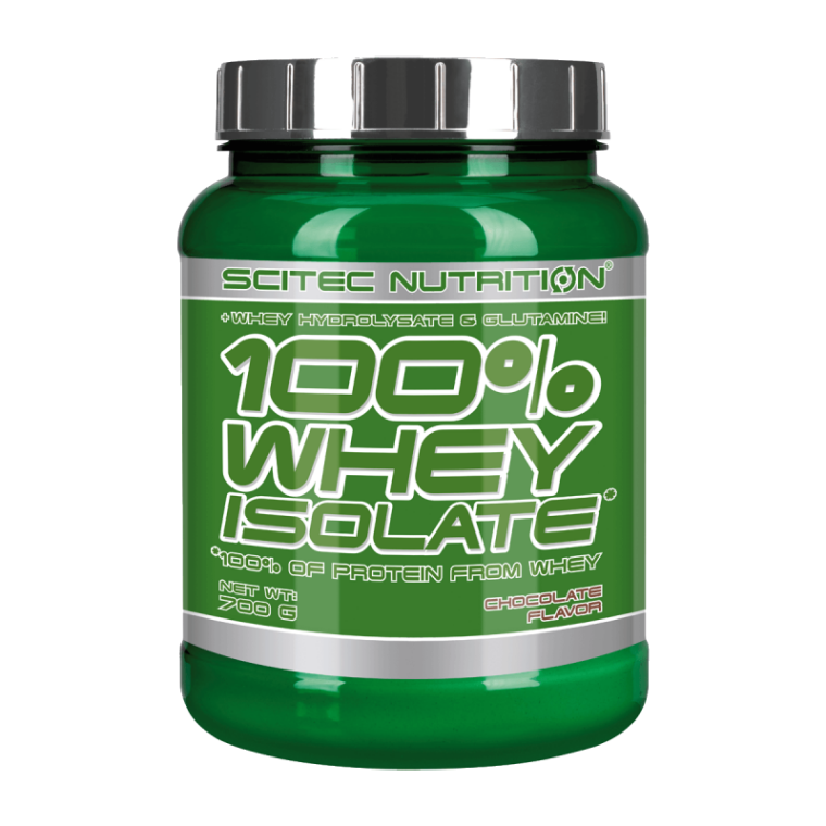 Scitec Nutrition 100% Whey Isolate 700g  Πρωτεΐνες > Πρωτείνες Απομονωμένου Ορού Γάλακτος (Isolate)