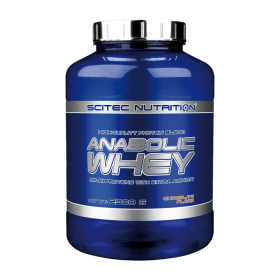 Scitec Nutrition Anabolic Whey 2300g  Πρωτεΐνες > Πρωτεΐνες Ορού Γάλακτος (Whey)