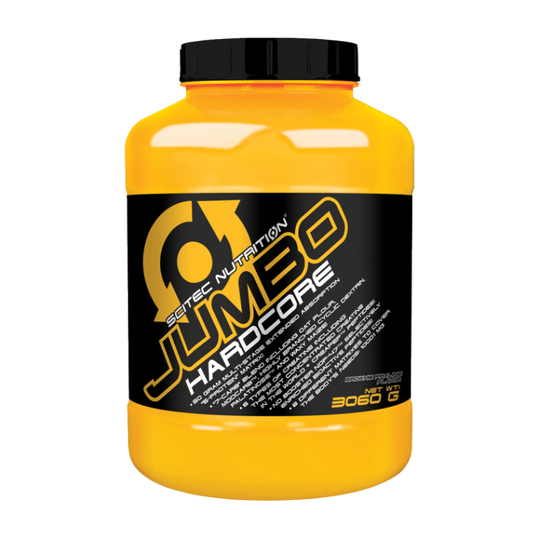 Scitec Nutrition Jumbo Hardcore 3060g  Πρωτεΐνες > Πρωτεΐνες Όγκου (Gainers)