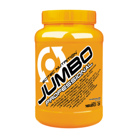 Scitec Nutrition Jumbo Professional 1620g  Πρωτεΐνες > Πρωτεΐνες Όγκου (Gainers)