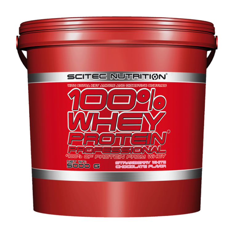 Scitec Nutrition 100% Whey Protein Professional 5000g  Πρωτεΐνες > Πρωτεΐνες Ορού Γάλακτος (Whey)